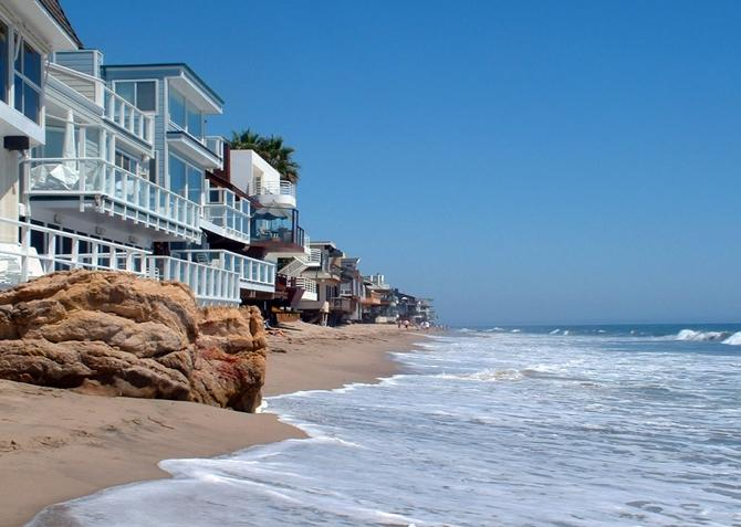 Malibu Beach- Los Angeles